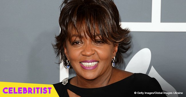 Anita Baker's grown-up son looks just like his mom in throwback photo with short hair