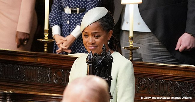 Why Duchess Meghan's mother Doria Ragland sat on her own at the wedding