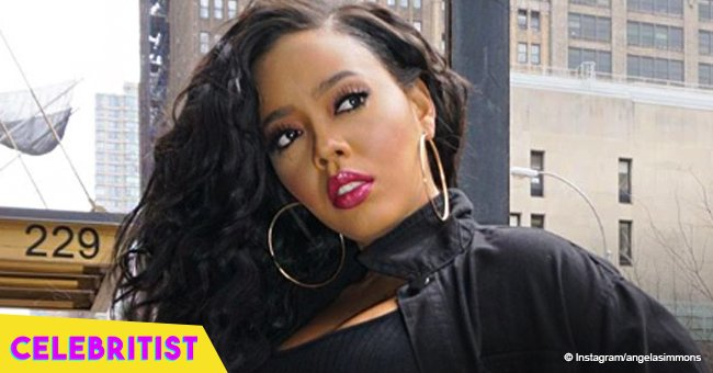 Angela Simmons breaks her silence on split from fiancé and raising her son alone