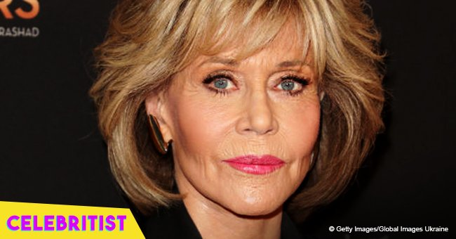 Jane Fonda and her African American daughter reveal the tragic reason they are so close