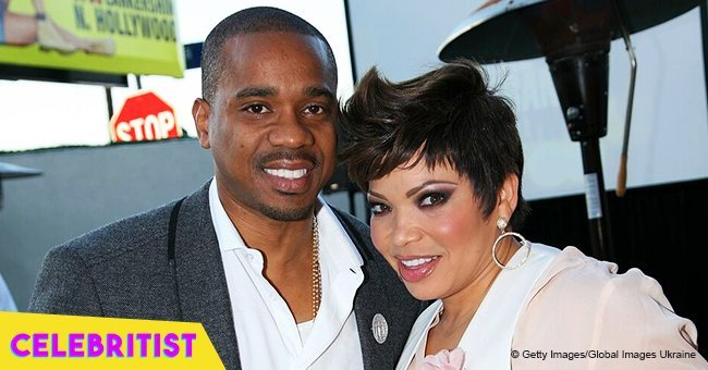Tisha Campbell-Martin's estranged husband teaches their sons how to meditate in new video