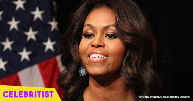 Michelle Obama reveals the cover photo for her upcoming memoir