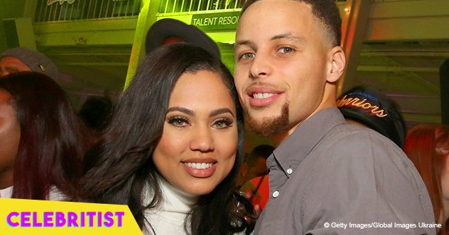 Ayesha Curry claims Rockets fan taunted and bumped her 'in 8-month pregnant belly'